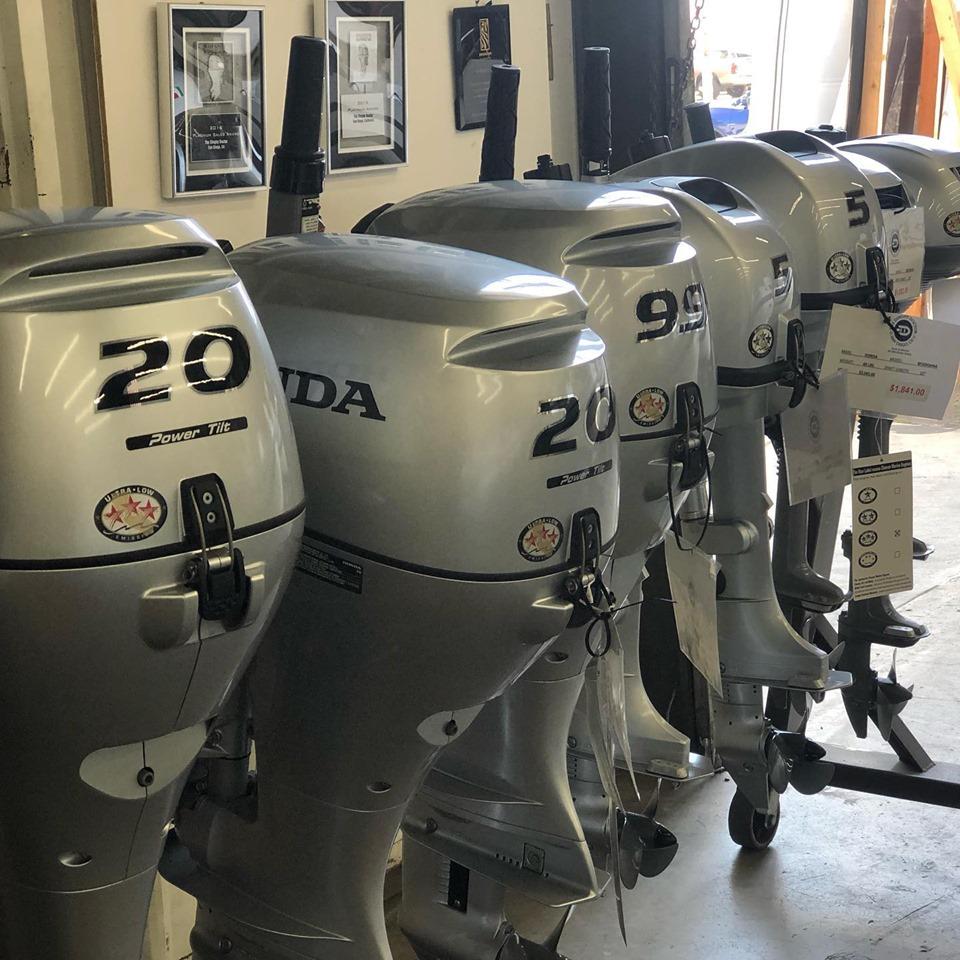 New line of Tohatsu, Honda, and Yamaha outboards - Dinghy Doctor