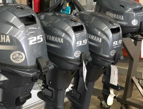 New line of Tohatsu, Honda, and Yamaha outboards
