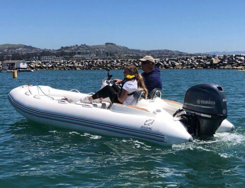 Zodiac Yachtline 440 with Yamaha 60hp – IN STOCK