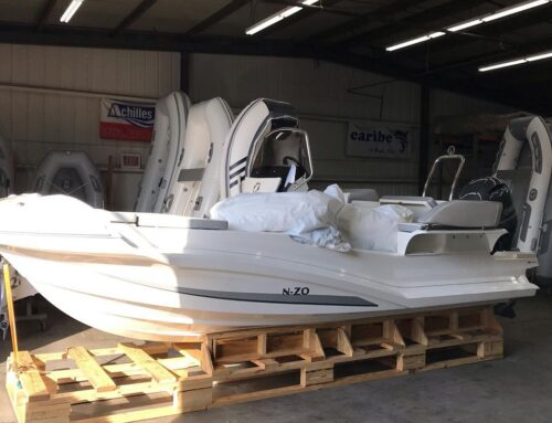 New boats are here!
