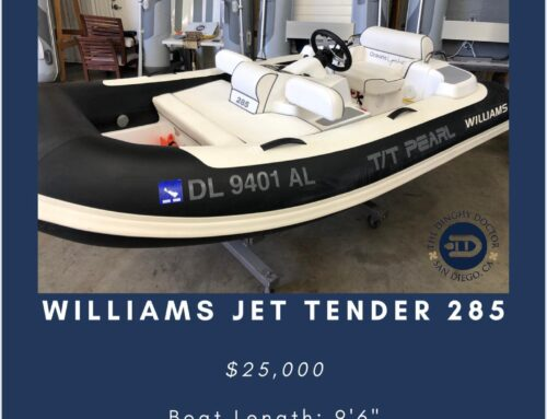 Take a look at our Jet Tenders