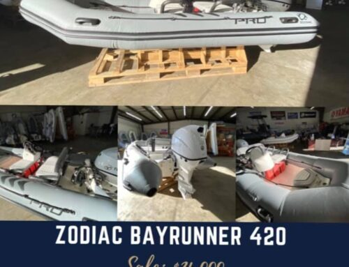 NEW 2021 Zodiacs have just arrived