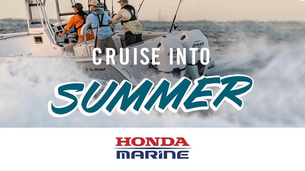 Honda Marine ad