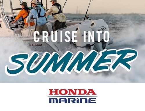 Honda Marine's Cruise into Summer promotion