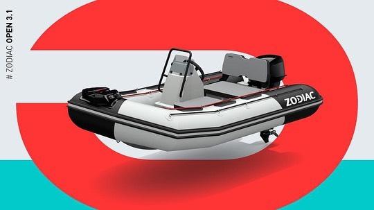 zodiac boat