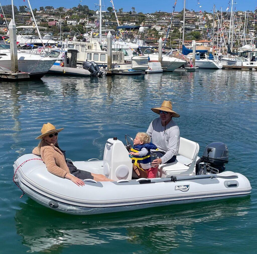 HB 315dx dinghy